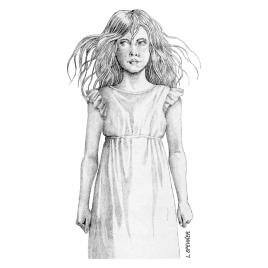 Chasseurs de fantômes, crayonné
