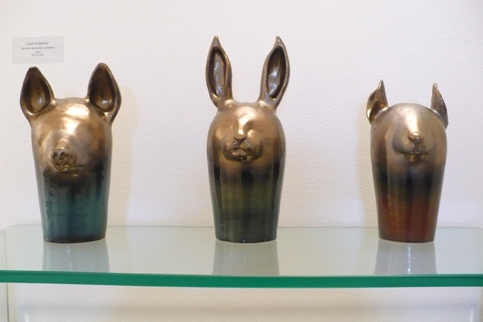 Gardiens des portes sylvestres - Loup, lapin, écureuil [1]