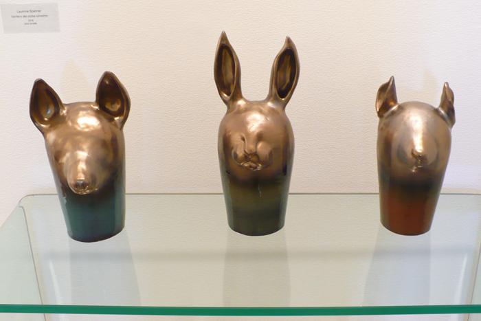 Gardiens des portes sylvestres - Loup, lapin, écureuil [2]