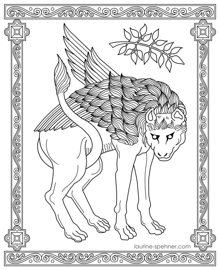 lion_contour