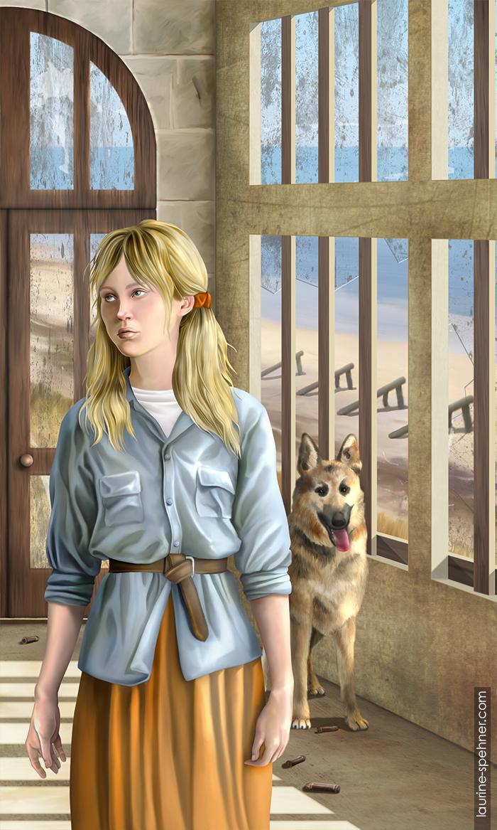 Tisseyre — Lotte, enfant de l'oubli (2017)